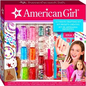 ✅FASHION ANGELS AMERICAN GIRL 24109 JEWELRY CRAFT